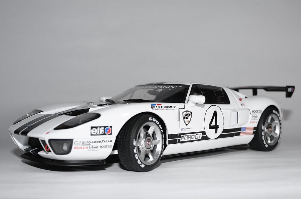 Ford Gt Lm Race Car Spec Ii By Frunzzzzz