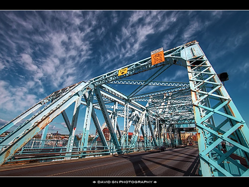 Johnson Street Bridge 2 - Victoria B.C. - HDR | by David Gn Photography