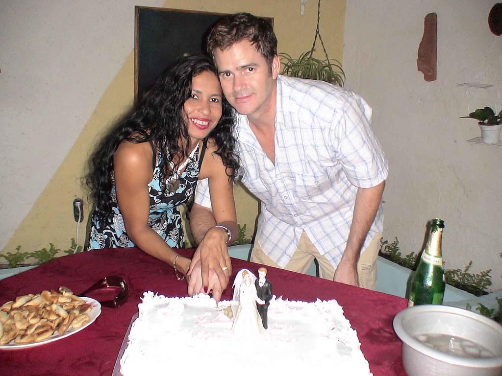 Cuban Wedding Cake