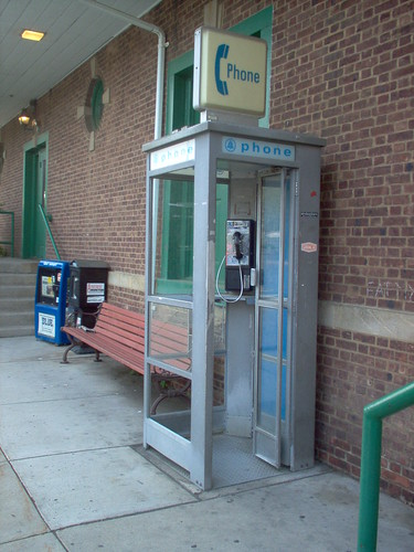 Bell Telephone Phone Booth State College Pa A Perfect