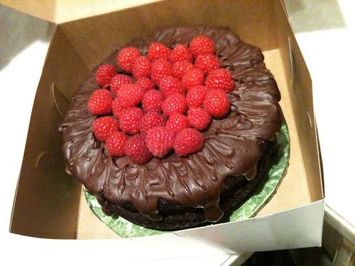 Raspberry Mousse Cake Recipe Uk
