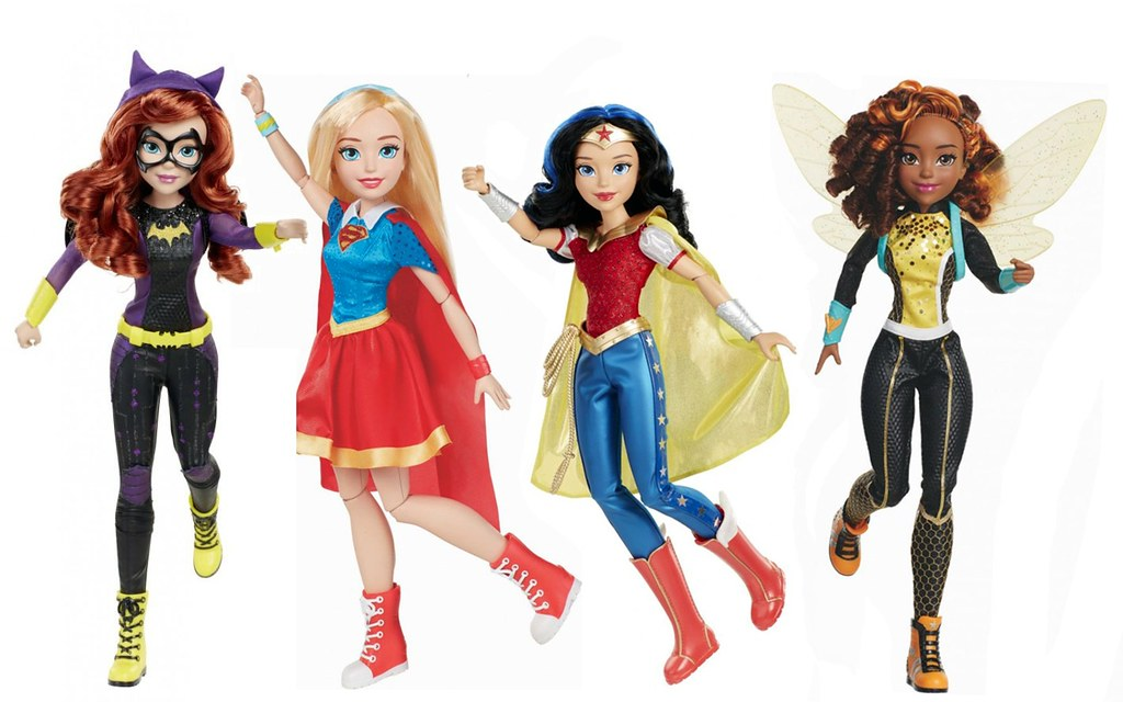 #dc superhero girls DC superhero Girls 18