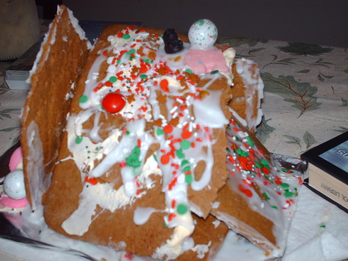 Epic Fail This Was Supposed To Be A Gingerbread House