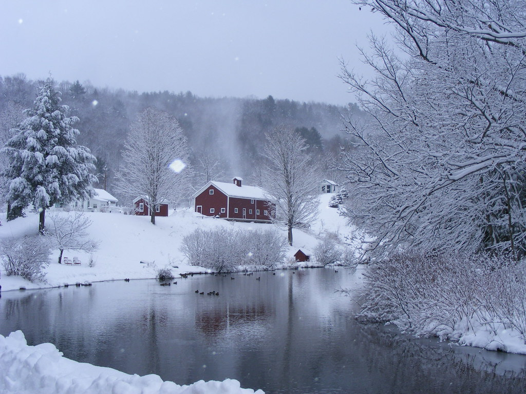 Winter in the berkshires natureatbest flickr for The berkshire