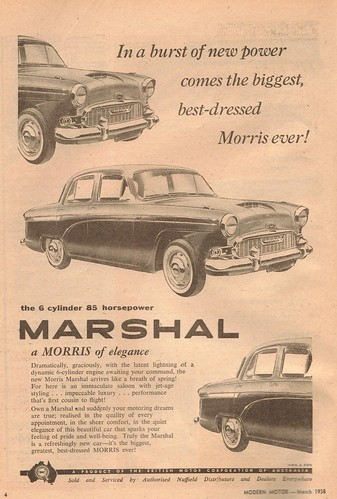 Morris Marshal | by Hugo90-