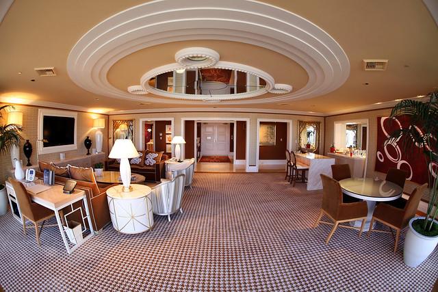 Encore Hotel Room Floor Plans