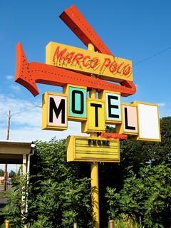 Motel  Albany Oregon