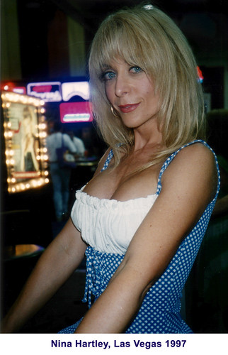 """Nina Hartley - Porn star and star of the movie """"Boogie Night… - Flickr"""