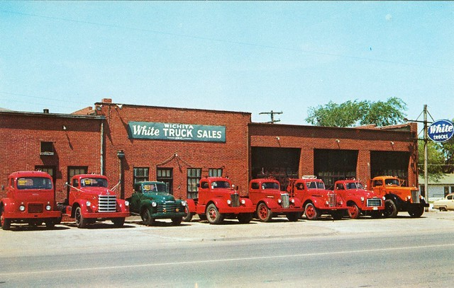 Wichita White Truck Sales Wichita Kansas 2655 N