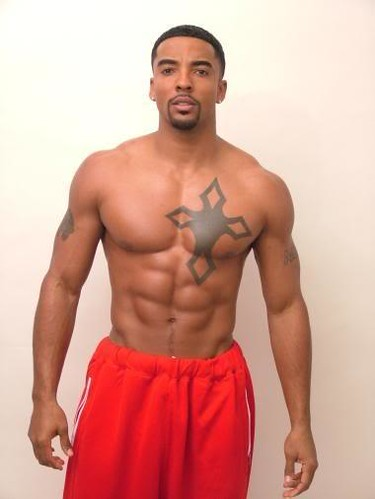All clear, christian keyes in the nude charming