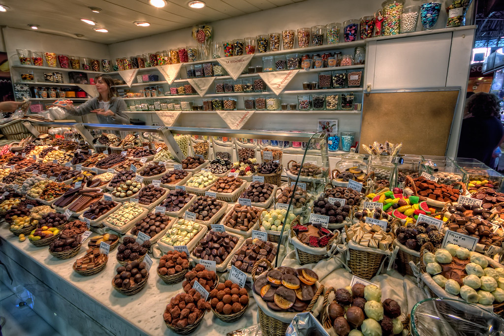 Best Food Shopping In Nyc