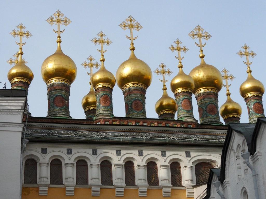 Moscow Kremlin Terem Palace Church 02 | michael clarke ...