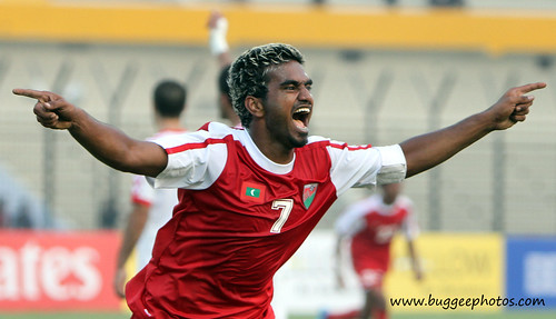 Maldives 3 -1 Afghanistan | by buggee