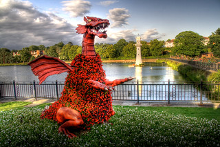 Roath Dragon 2 | by virtual_tony2000