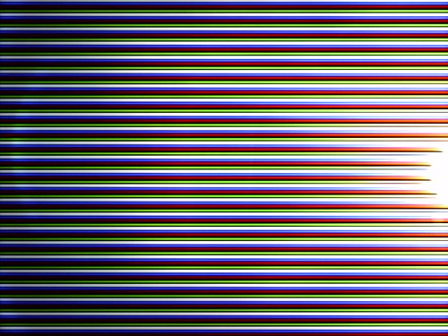 Projector RGB Stripes | by paulo-barcelos