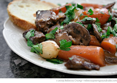 boeuf bourguignon a slow cooked stay home and stay warm