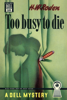 Too Busy to Die | by McClaverty