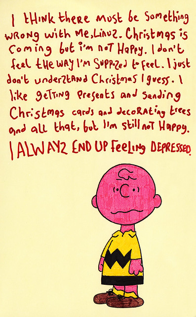 Charlie Brown Christmas Quotes Simple A Charlie Brown Christmas I Have Some Pens And Pencils A Flickr