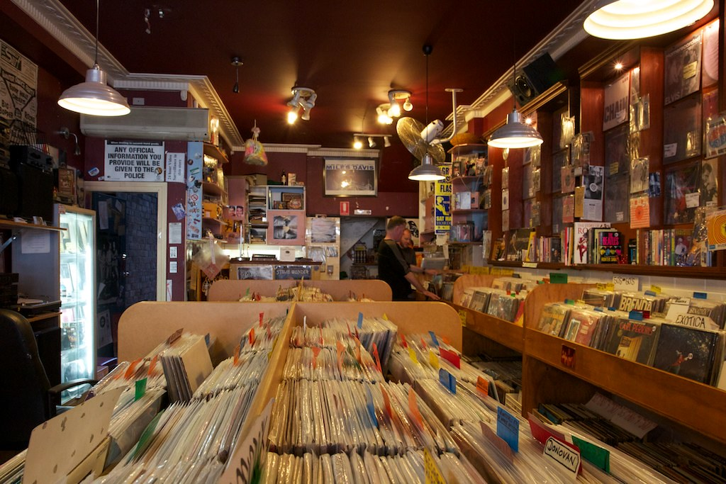 Record Stores Sydney - The Vintage Record | cdandlp-japan ...