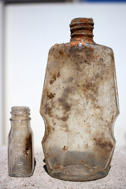 How can these bottles have stayed intact for decades?