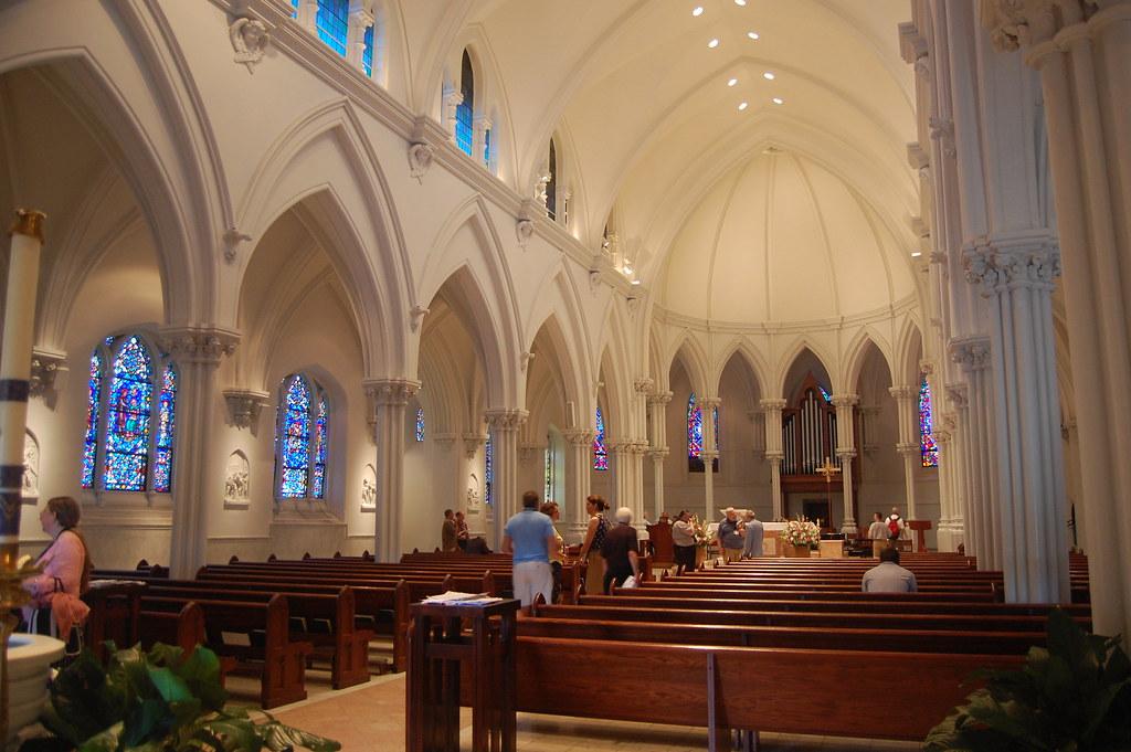 St Thomas Church Villanova University Erwinchu21211 Flickr