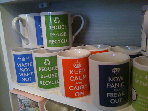 Keep Calm and make mugs | by qwghlm