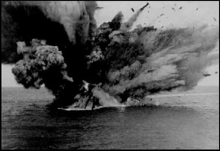 hms barham explodes november 1941 the catastrophic