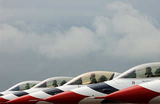 California Capital Airshow - Thunderbirds | by californiacapitalairshow