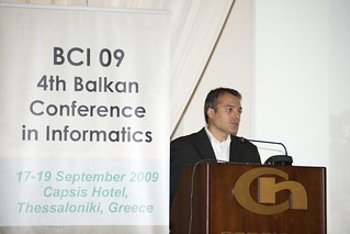 Invited Speaker - Michail Bletsas (Director of Computing, MIT Media Lab, USA) | by Balkan Conference in Informatics (BCI)