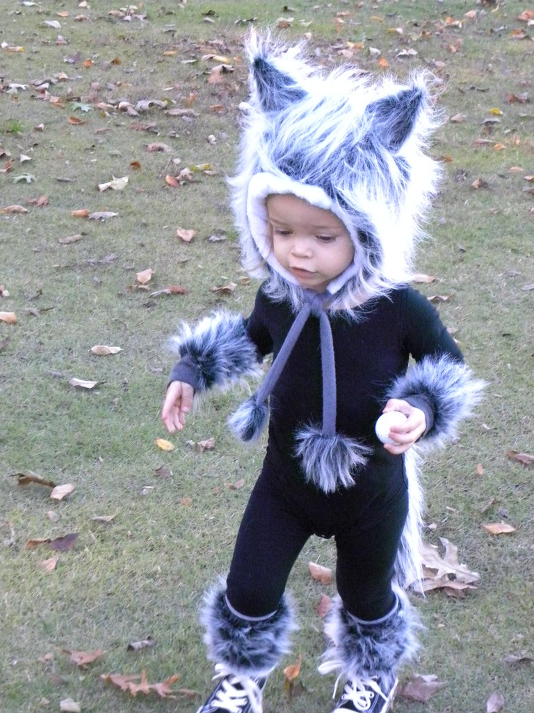 Baby Wolf Costume Lollytots Kristi