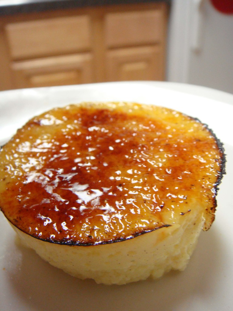 Sugar-Free/Low Fat Creme Brulee | Low fat and sugar-free ...