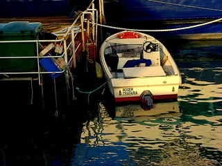 If you have not a car... go by boat. | by Alda Cravo Al-Saude