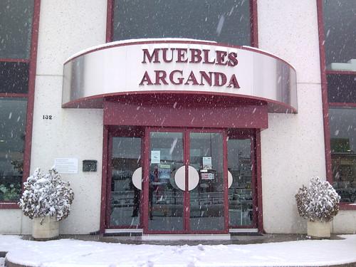 Puerta nevada muebles arganda flickr for Muebles arganda