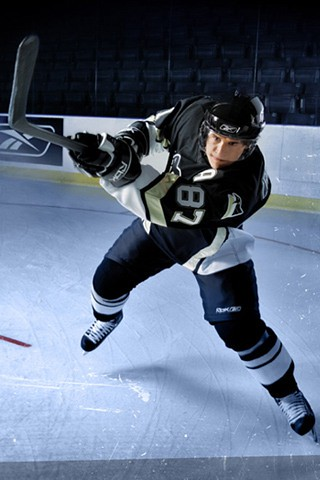Sidney Crosby iPhone wallpaper | by xploitme