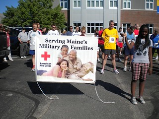 Run StartLine | by American Red Cross of Maine