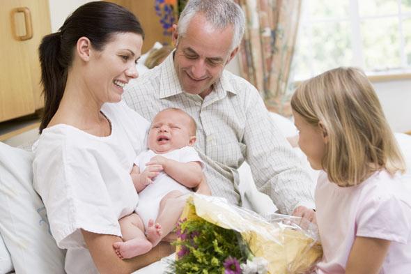 Cách chăm sóc trẻ sơ sinh (P2)