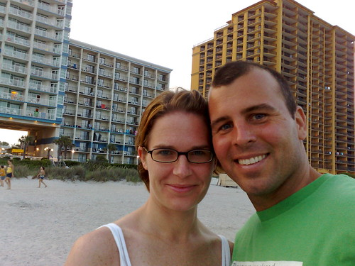 Amy and Wayan: Myrtle Beach Daytime | by Wayan Vota