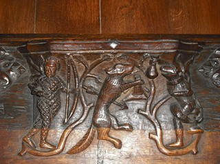 Misericord 02 - Fox Hunters | by awmc1