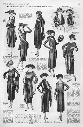 November 1920 Fashion From The November 1920 Issue Of