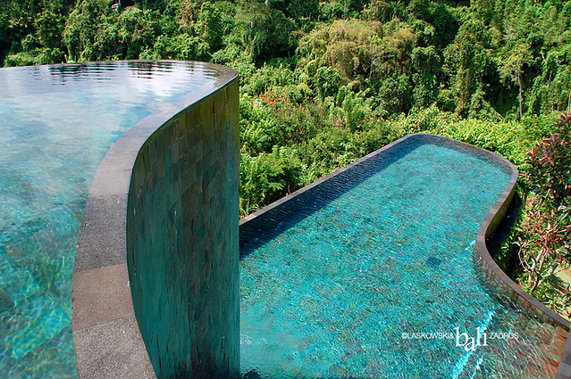 Pools, Ubud Hanging Gardens   Ubud Hanging Gardens, Bali Our…   Flickr