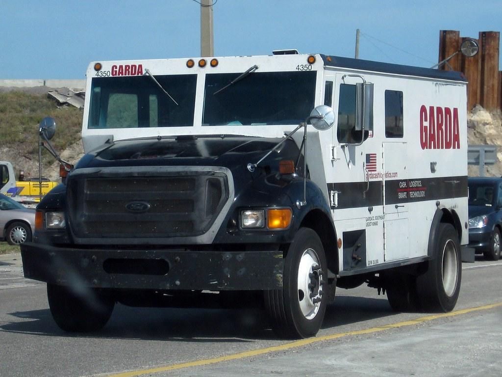 GARDA Ford Armored Truck   FormerWMDriver   Flickr