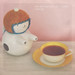 Tea and hugs