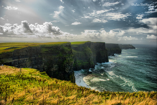 Cliffs of Moher - Ireland | by _ R i c a ® d O _