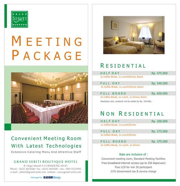 Meeting Room Hotel Bandung