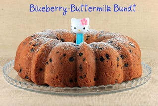 Blueberry-Buttermilk Bundt - I Like Big Bundts | by Food Librarian