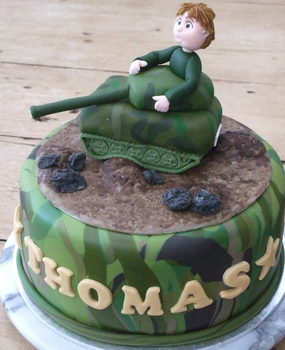 This Cake Is For My Sons 6th