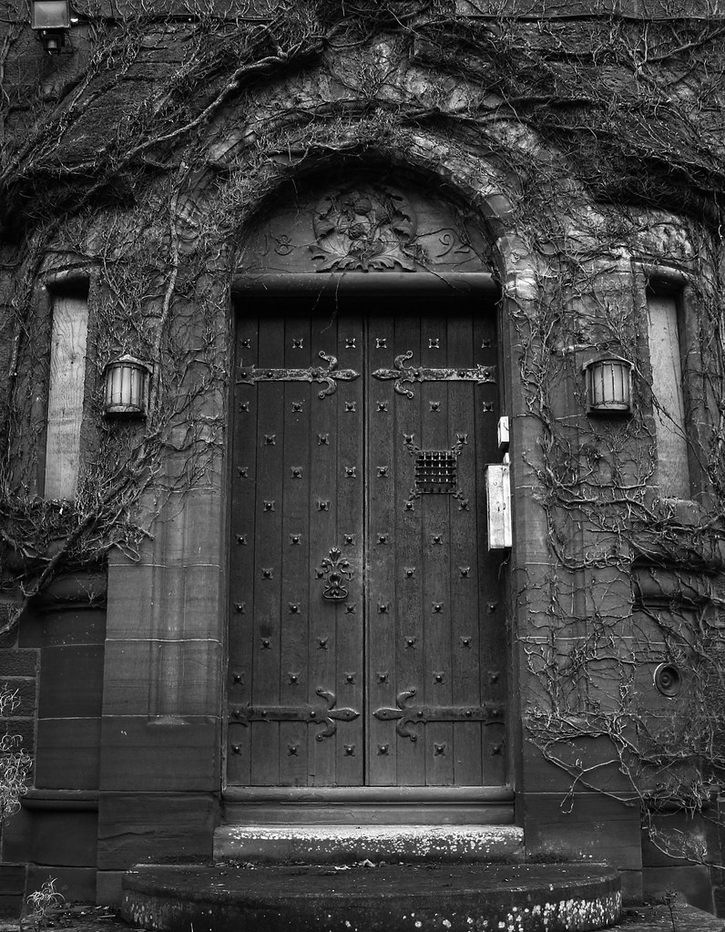 Spooky Looking Door Martin Massie Flickr