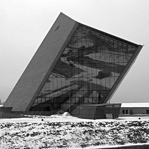 Gdańsk, Muzeum II Wojny Światowej / WWII Museum