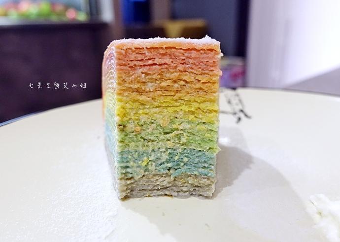31 翻轉 Flip 彩虹千層蛋糕 水果塔 貓咪棉花糖咖啡