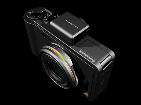 Panasonic LX4 Rumor by you.